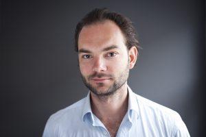 Portretfoto van Jaap Cohen