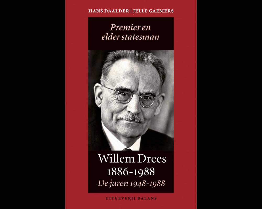 Jaap Cohen onderzoeksassistent biografie Willem Drees